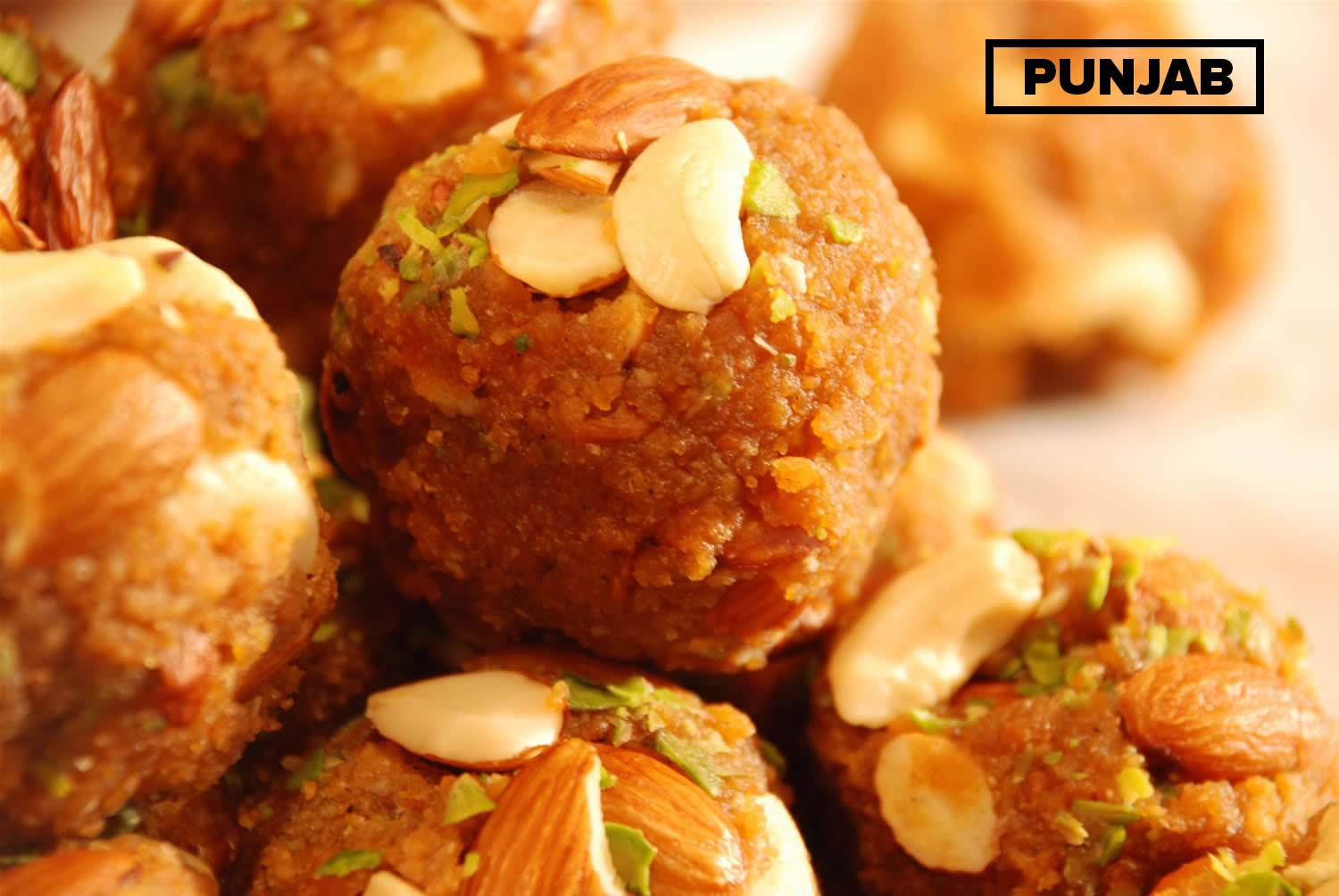 Pinni from Punjab Desserts