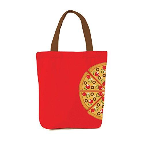 tote bag pizza