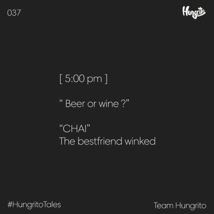 Beer or wine