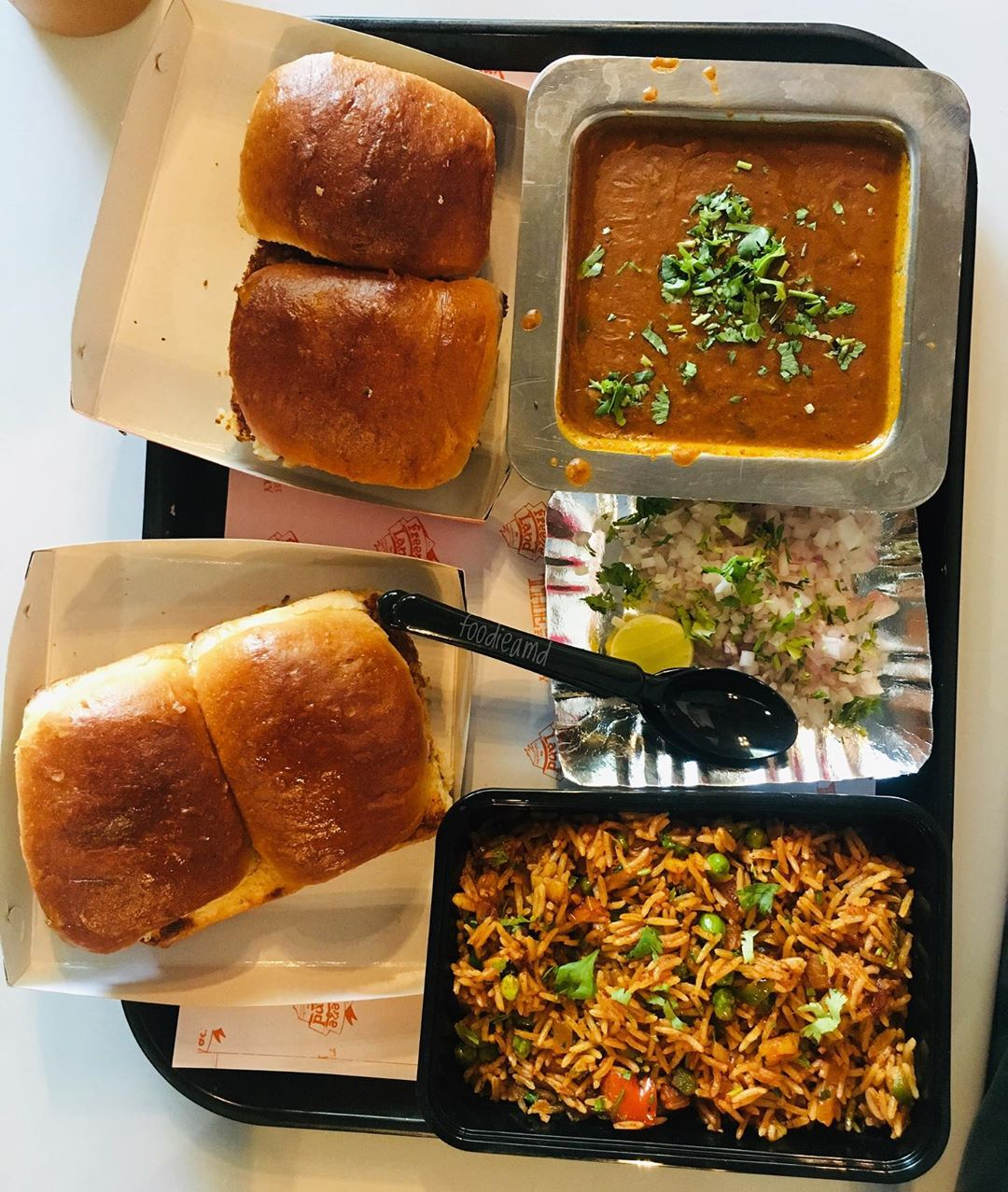Best Pav Bhaji In Ahmedabad