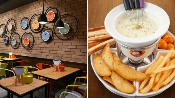 The Chocolate Room's Images | Cafes Near Prahladnagar