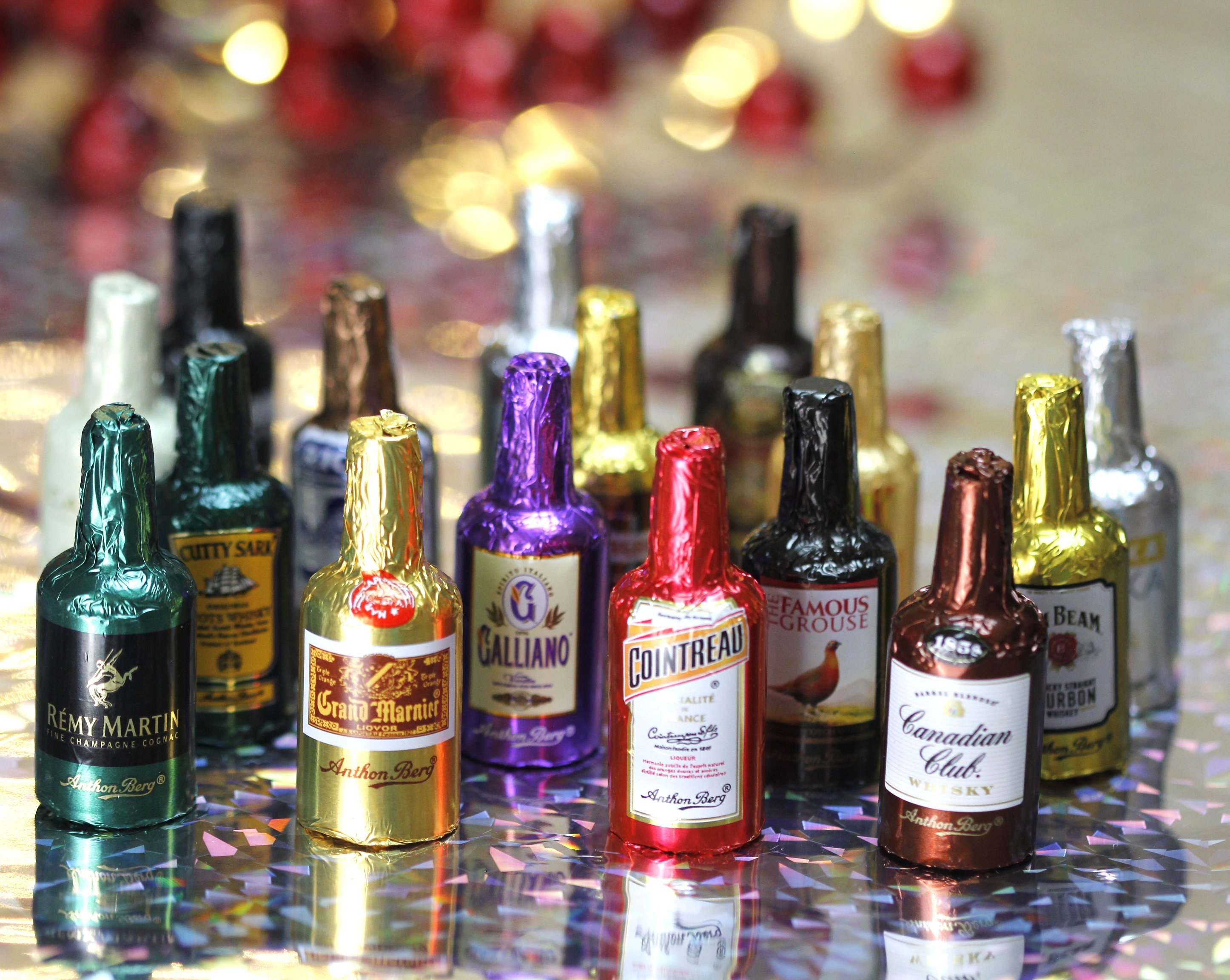 Sweets from out of the country | Anthon Berg Liquor Chocolates
