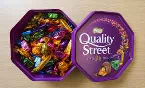 Foreign Chocolates | Quality Street
