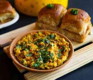 bhurji paav| paneer| healthy breakfast