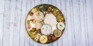 Gordan thaal| Gujaarti| fodd| hungrito| thali| satellite