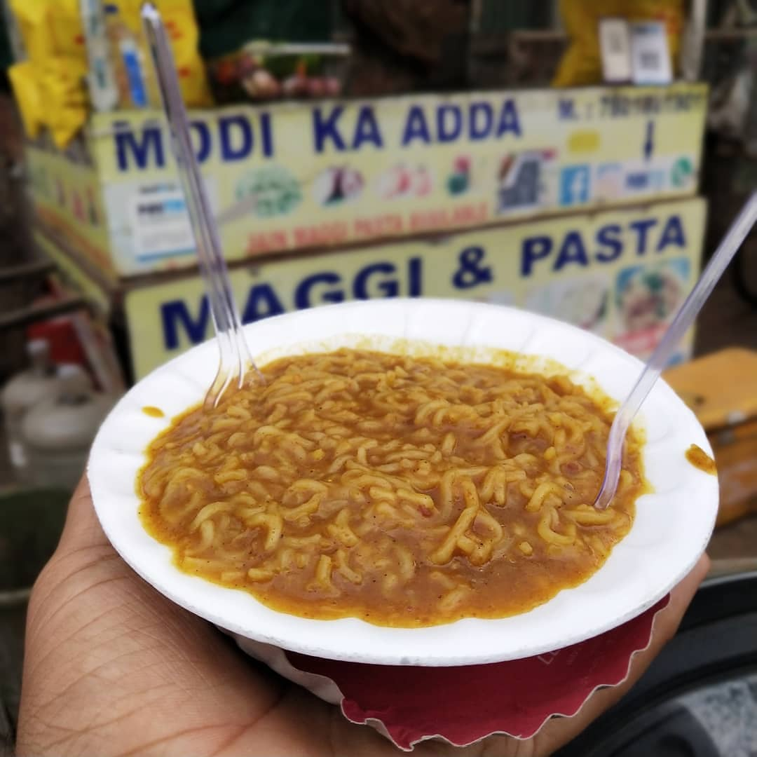 Amazing Maggi Places In Ahmedabad