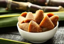 Benefits of eating jaggery in winter| jaggery