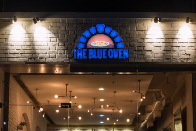 italian cuisines ahmedabad| The blue oven