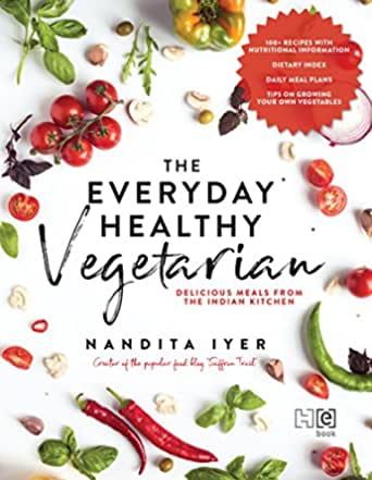 good cookbooks| The everyday healthy vegetarian